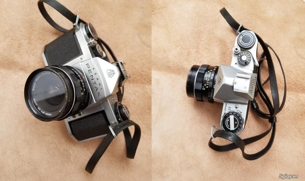 HCM-Bán máy cơ chụp film các loại, cập nhật thường xuyên - 11