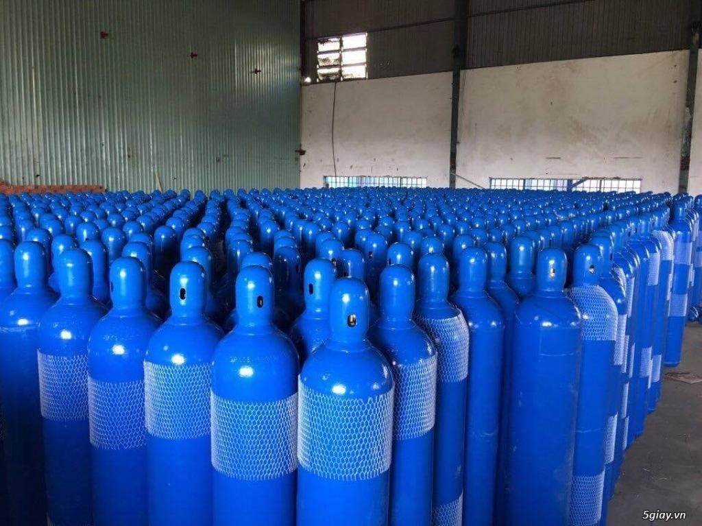 Đổi bình khí oxy co2 argon nito - 1