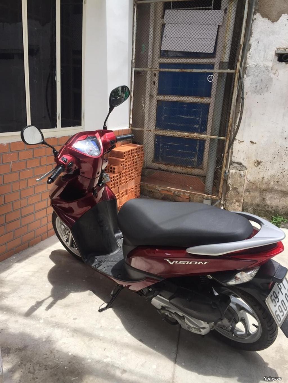 Ban xe vison dang ki thang 3/ 2013 - 2