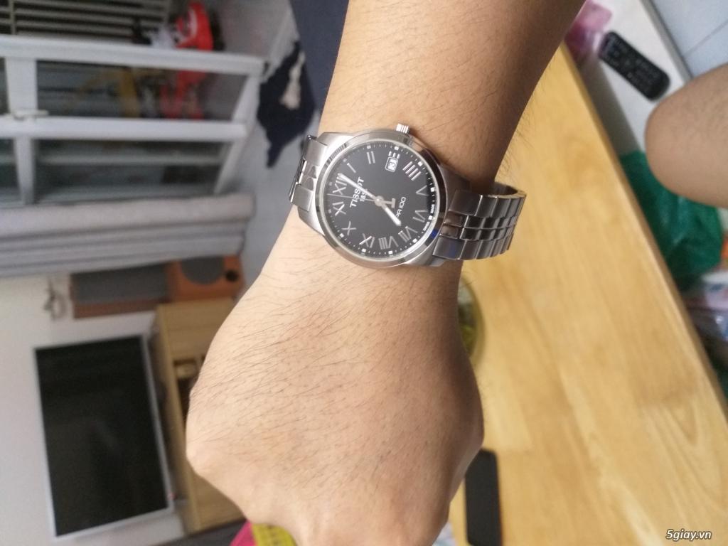 Đồng hồ nam hiệu Tissot - 3