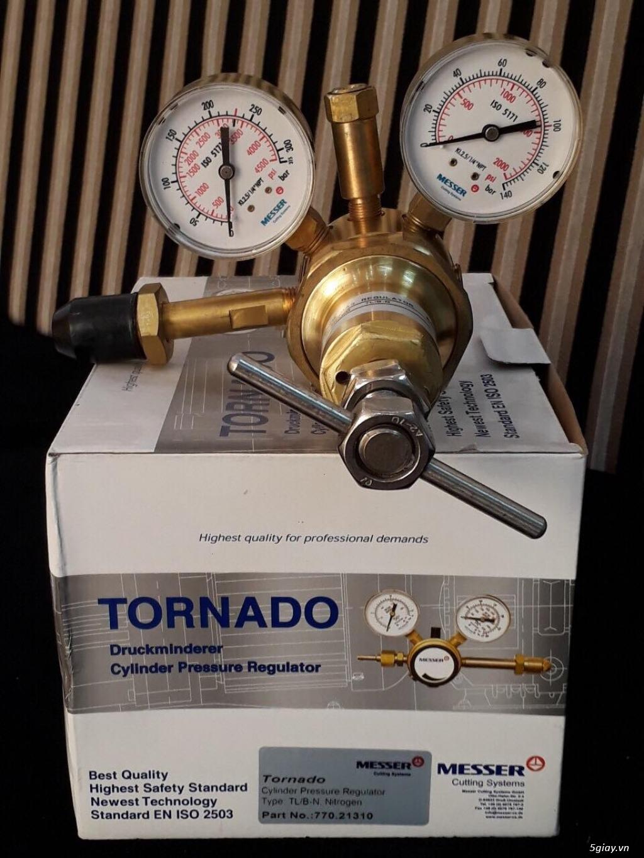 Đồng hồ giảm áp khí nén tại TP.HCM - 1