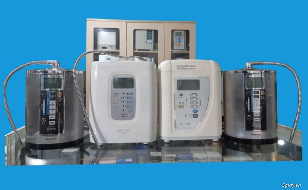 Máy lọc nước ion kiềm, máy lọc nước tinh khiết, máy lọc nước nóng lạnh