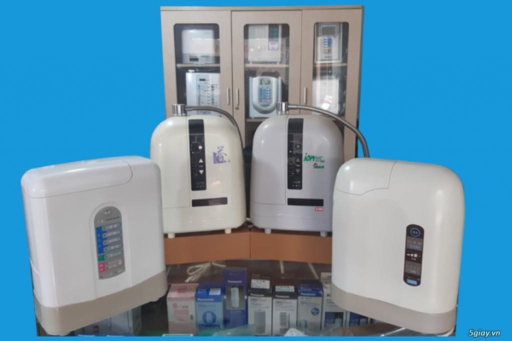 Máy lọc nước ion kiềm, máy lọc nước tinh khiết, máy lọc nước nóng lạnh - 6