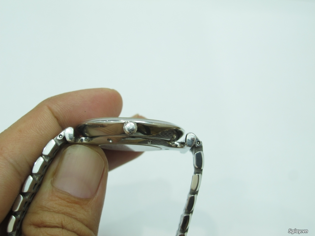 Đồng hồ Longines nam automatic like new size 34 giá rẻ - 15