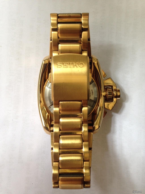 Đồng hồ SEIKO  VELATURA chronograph quartz, hàng Nhật - 2