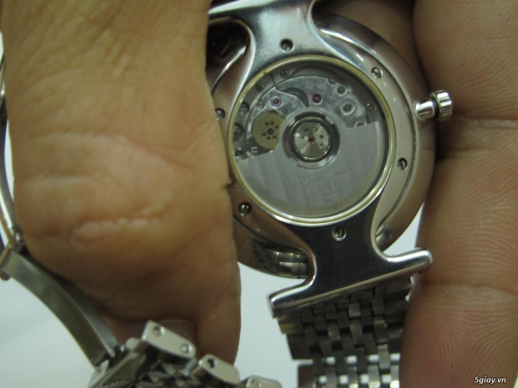 Đồng hồ Longines nam automatic like new size 34 giá rẻ - 8