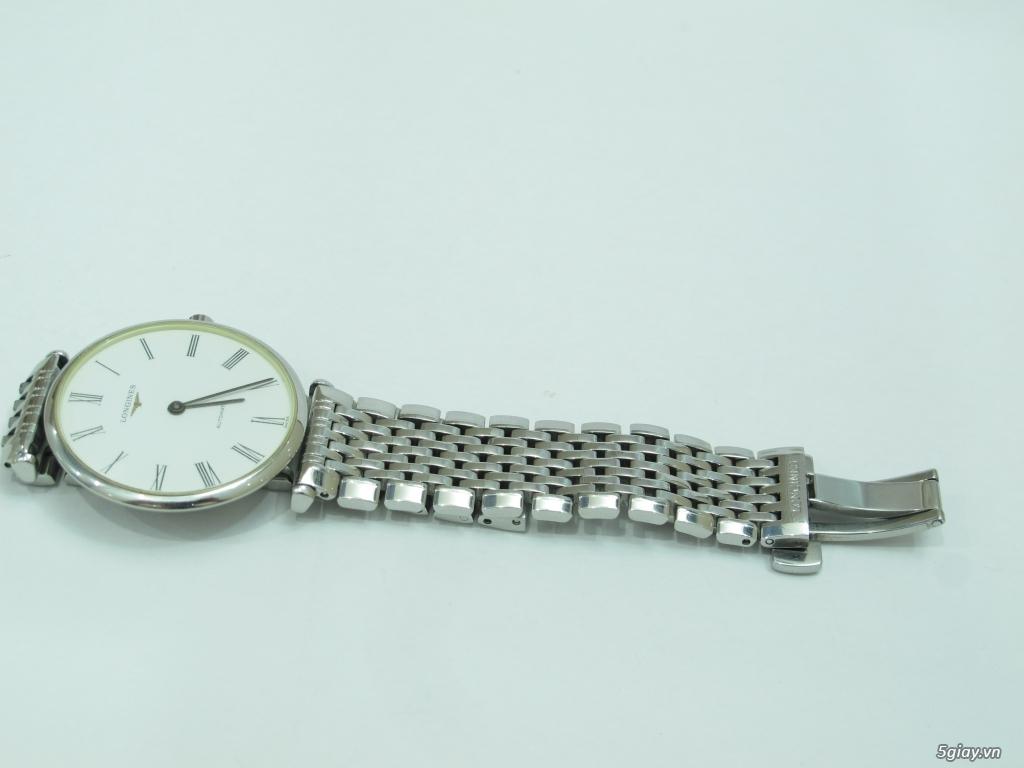 Đồng hồ Longines nam automatic like new size 34 giá rẻ - 6