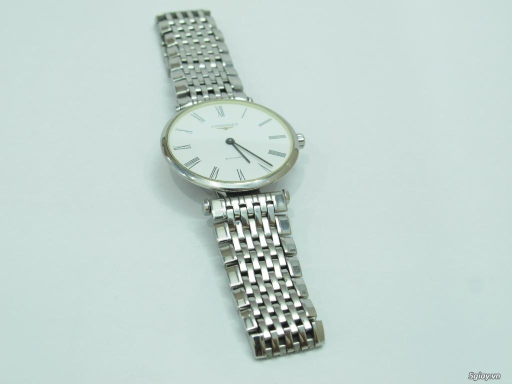 Đồng hồ Longines nam automatic like new size 34 giá rẻ - 5