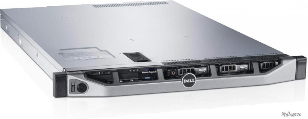 Server Dell R430 2xCPU E5-2620v4, Ram 64 GB - Mới 99%, BH đến 2021