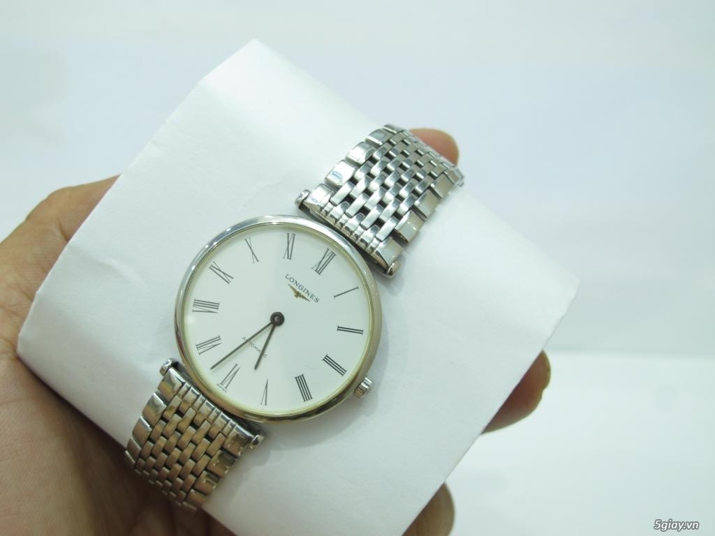Đồng hồ Longines nam automatic like new size 34 giá rẻ - 1