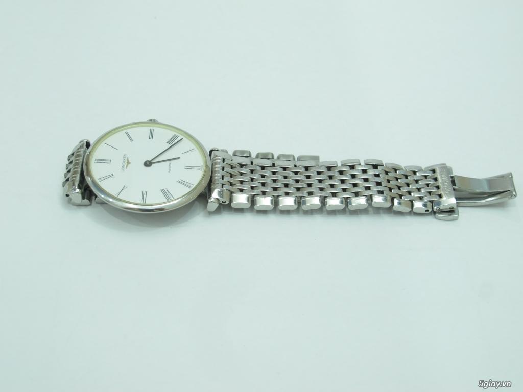 Đồng hồ Longines nam automatic like new size 34 giá rẻ - 13