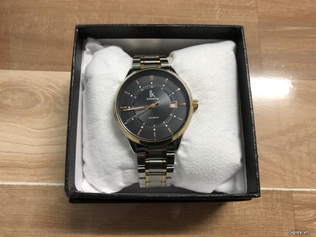 Đồng hồ IK Colouring K007GA1 chính hãng (tự động) - 2