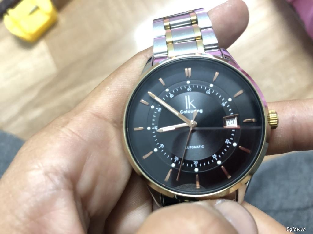Đồng hồ IK Colouring K007GA1 chính hãng (tự động) - 1