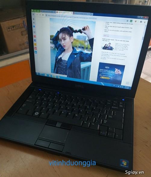 Dell Latitude E6410, dòng máy doanh nhân, vỏ nhôm siêu bền
