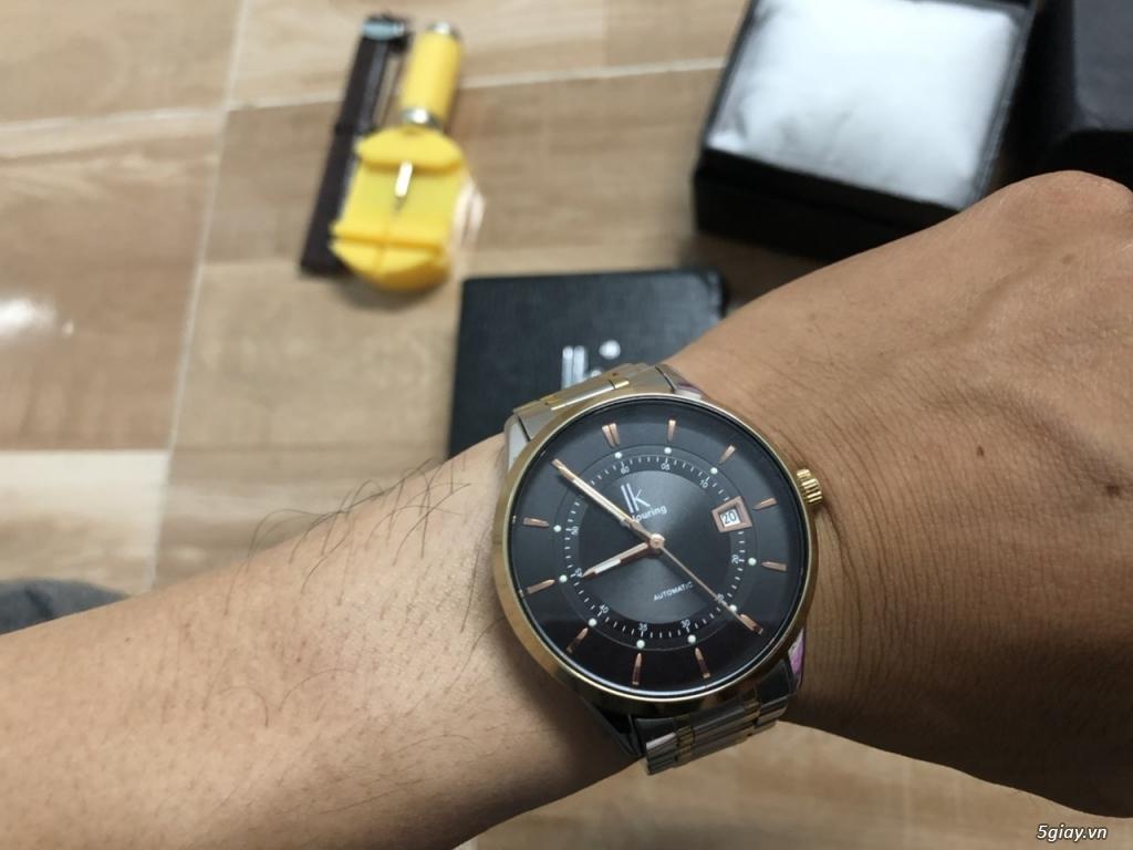 Đồng hồ IK Colouring K007GA1 chính hãng (tự động) - 5