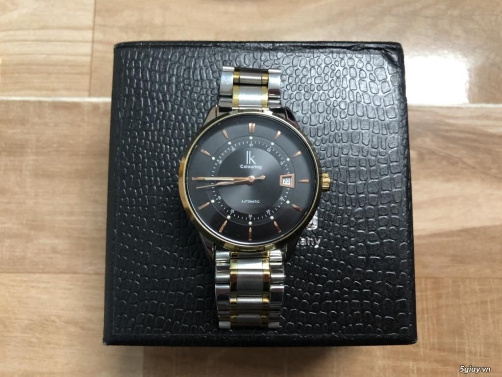 Đồng hồ IK Colouring K007GA1 chính hãng (tự động)