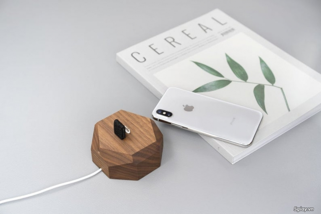 MỚI- HÀNG ĐỘC-Đồ Chơi Gỗ cho fan Iphone, Apple - 2