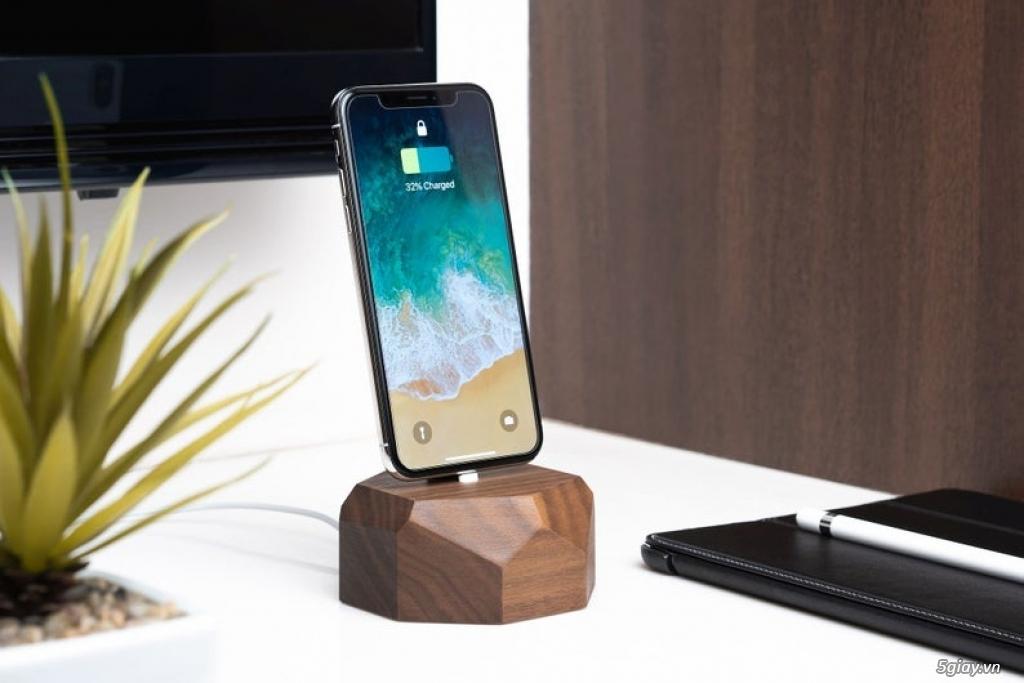 MỚI- HÀNG ĐỘC-Đồ Chơi Gỗ cho fan Iphone, Apple - 1