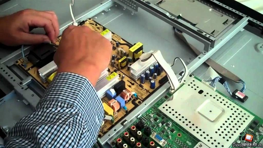 Dịch Vụ Sửa TiVi LCD - Led - Smart TV Tận Nhà Uy Tín Nhất TPHCM - 3