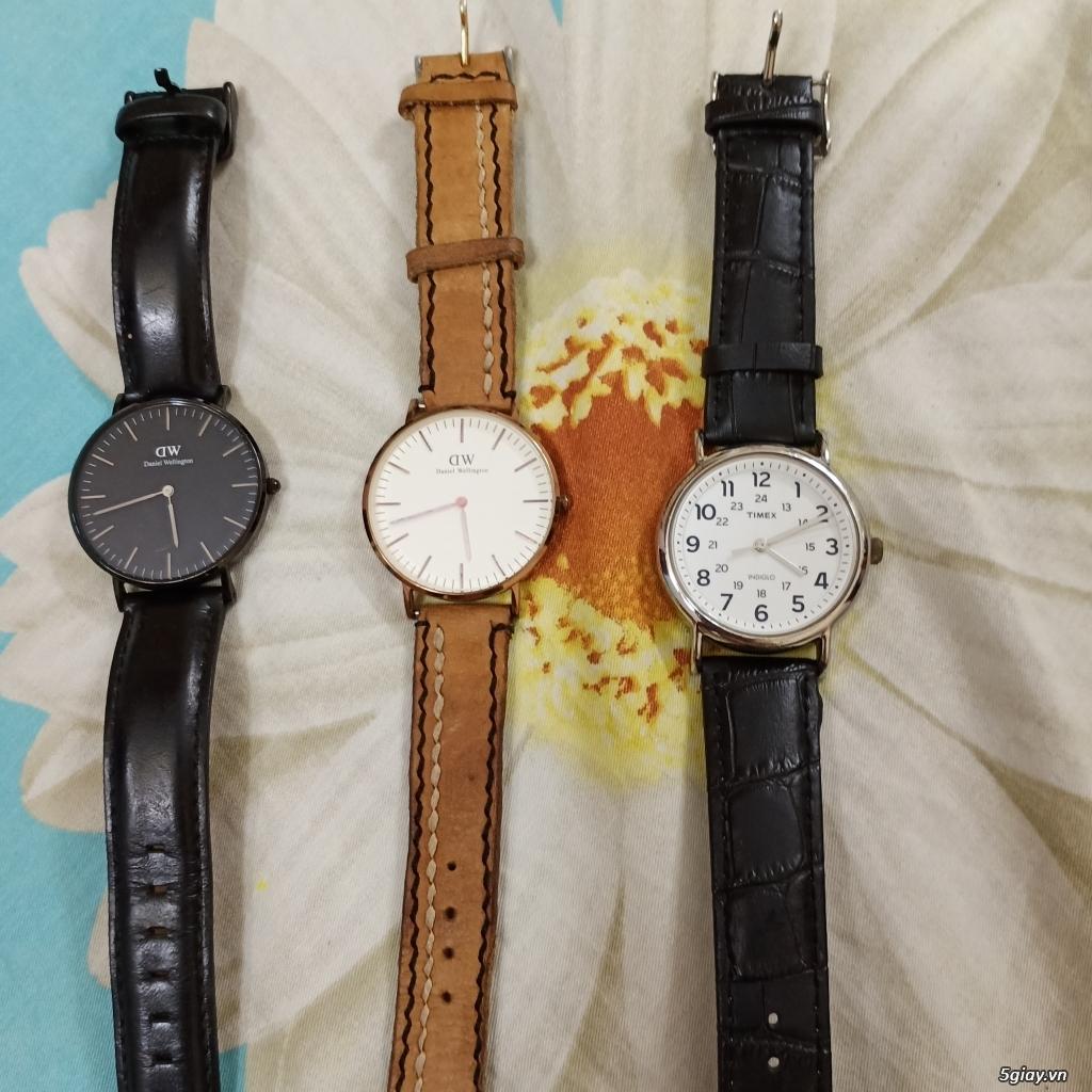 Bán 3 cái đồng hồ giá rẻ