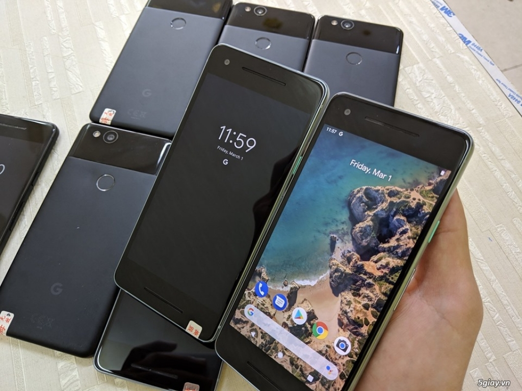 Google Pixel 2 64GB Likenew Nguyên Zin Máy Đẹp Như Mới Giá Tốt nhất