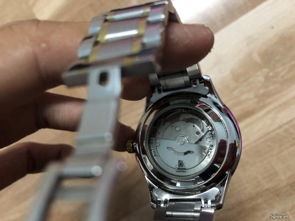 Đồng hồ IK Colouring K007GA1 chính hãng (tự động) - 3