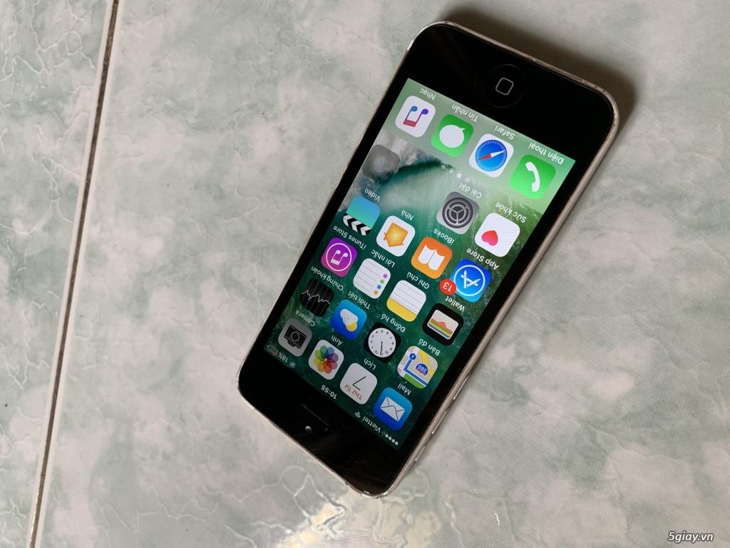 Iphone 5c 8G quốc tế chữa cháy ngon. End trong ngày 22g59(7/8/2019) - 1