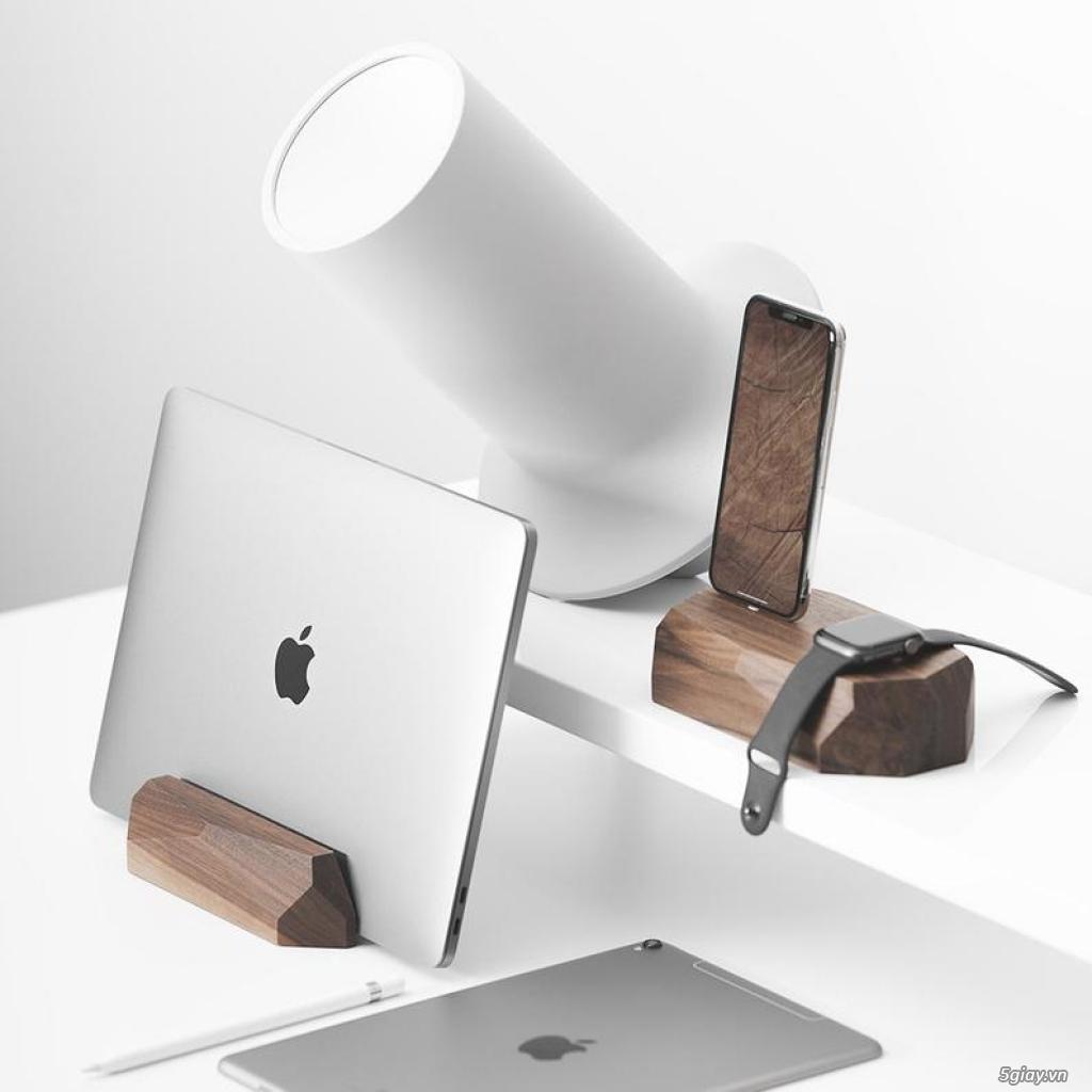 MỚI- HÀNG ĐỘC-Đồ Chơi Gỗ cho fan Iphone, Apple - 3