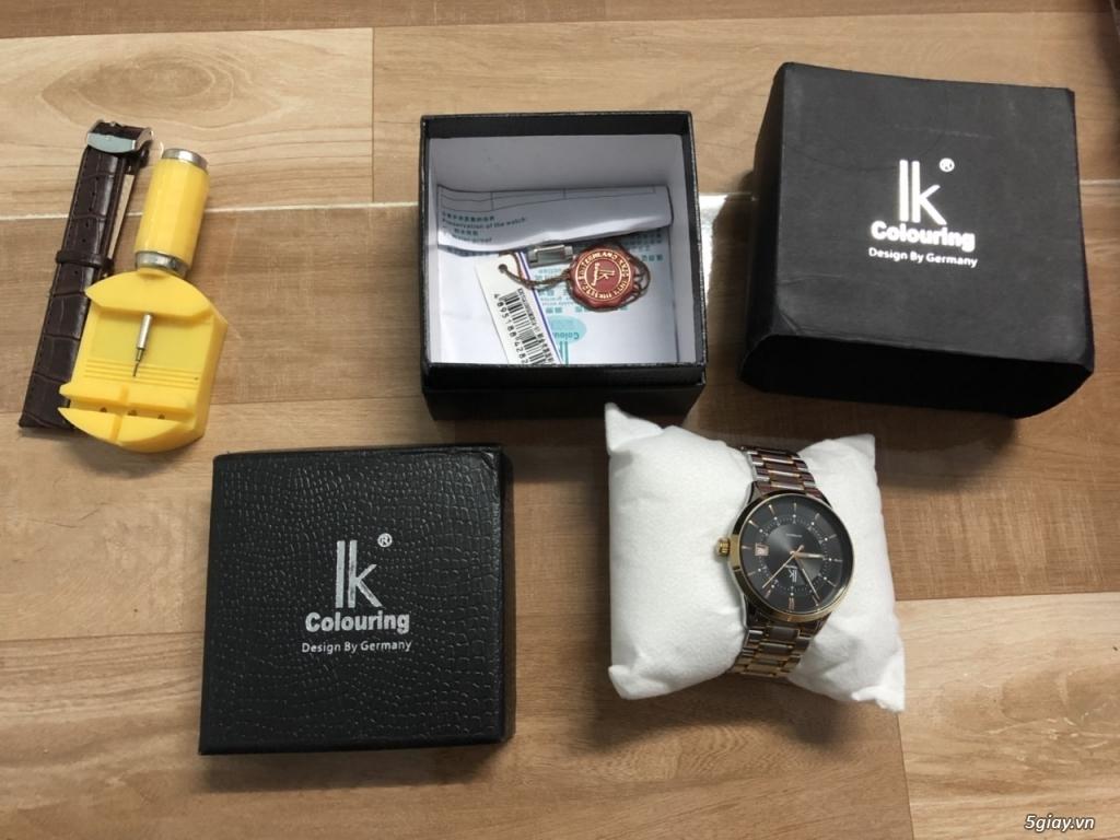 Đồng hồ IK Colouring K007GA1 chính hãng (tự động) - 8