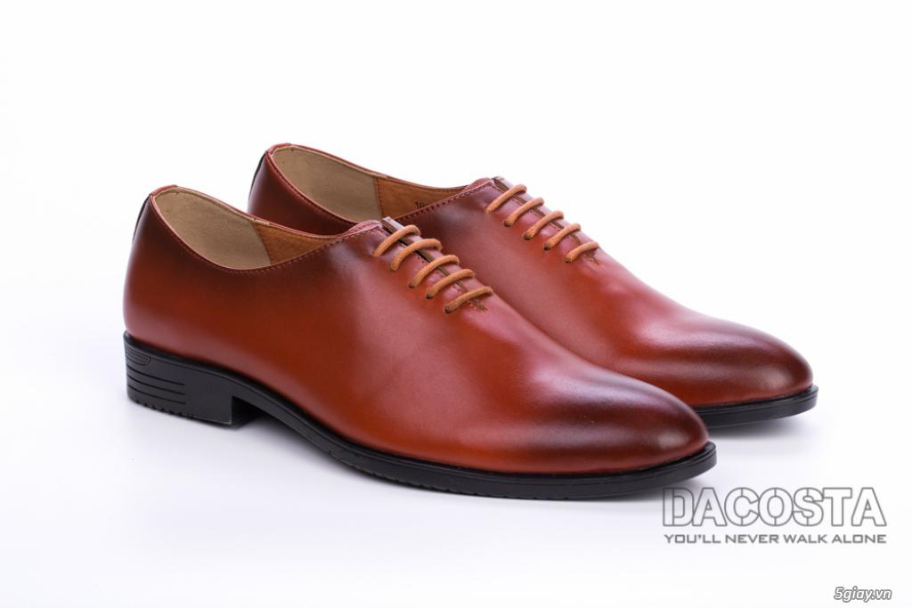 Tiệm Giày Dacosta - Những Mẫu Giày Tây Oxford Hot Nhất 2019 - 25