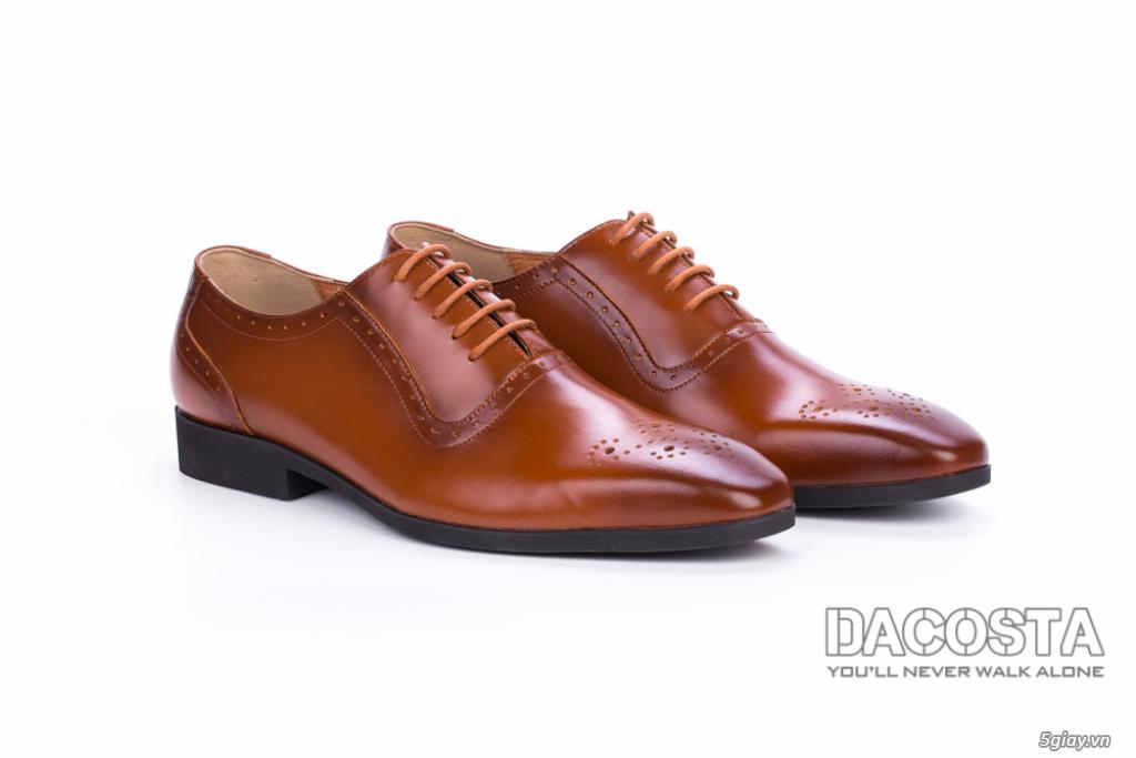 Tiệm Giày Dacosta - Những Mẫu Giày Tây Oxford Hot Nhất 2019 - 29