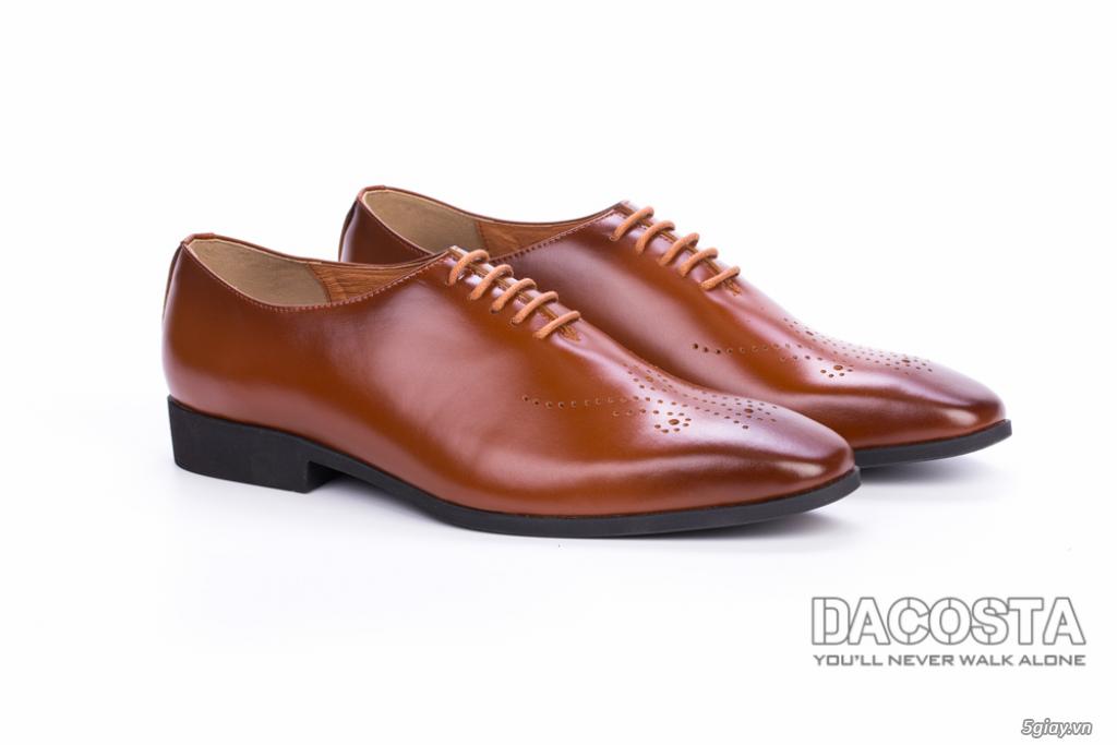 Tiệm Giày Dacosta - Những Mẫu Giày Tây Oxford Hot Nhất 2019 - 5