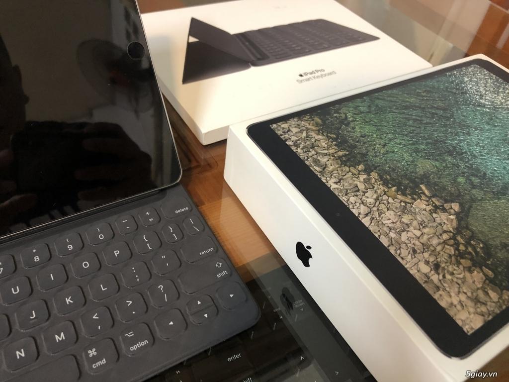 Bàn phím FOLIO chính hãng apple FULL BOX PRO 10.5 | AIR 3 , đẹp như mớ - 4