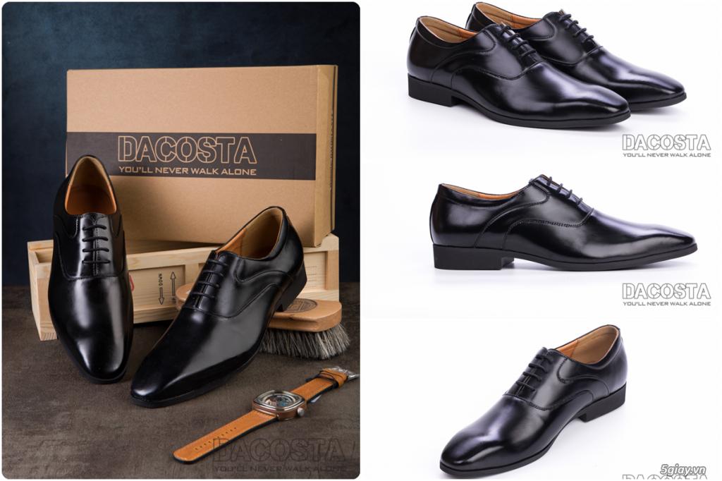 Những Mẫu Giày Tây Nam Kinh Điển 2019 Oxford - Derby - Loafer - Giá Siêu Tốt - [Tiệm Giày Dacosta] - 17