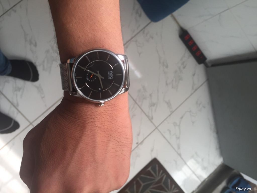 Cần bán đồng hồ rolex nhật bản  - đồng hồ movado chính hãng giá bèo - 16