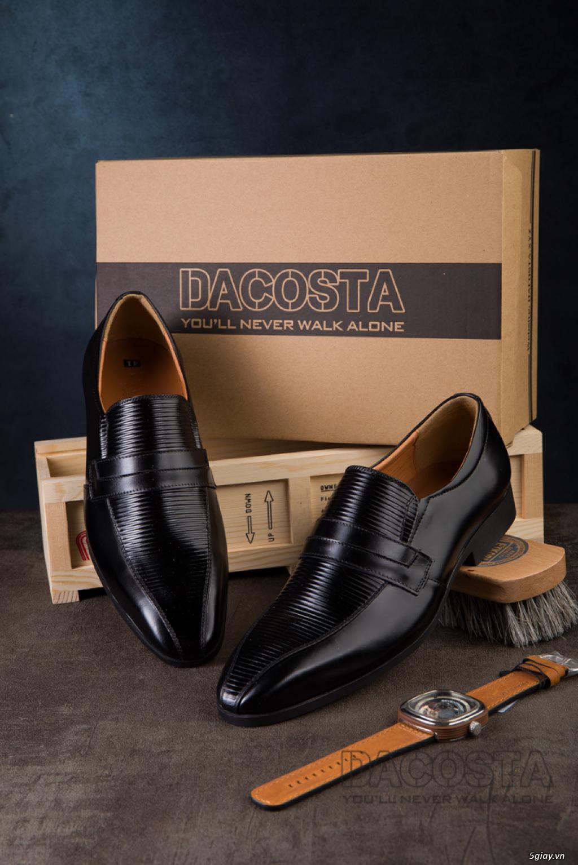 Tiệm Giày Dacosta - Những Mẫu Giày Tây Nam Loafer Hot Nhất 2019 - 15