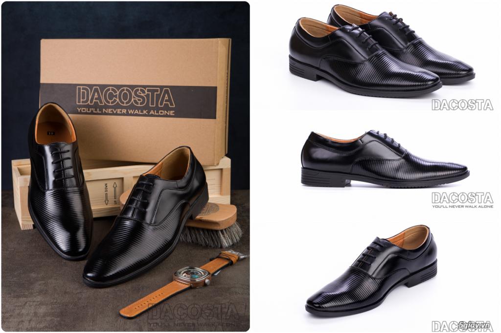 Những Mẫu Giày Tây Nam Kinh Điển 2019 Oxford - Derby - Loafer - Giá Siêu Tốt - [Tiệm Giày Dacosta] - 25