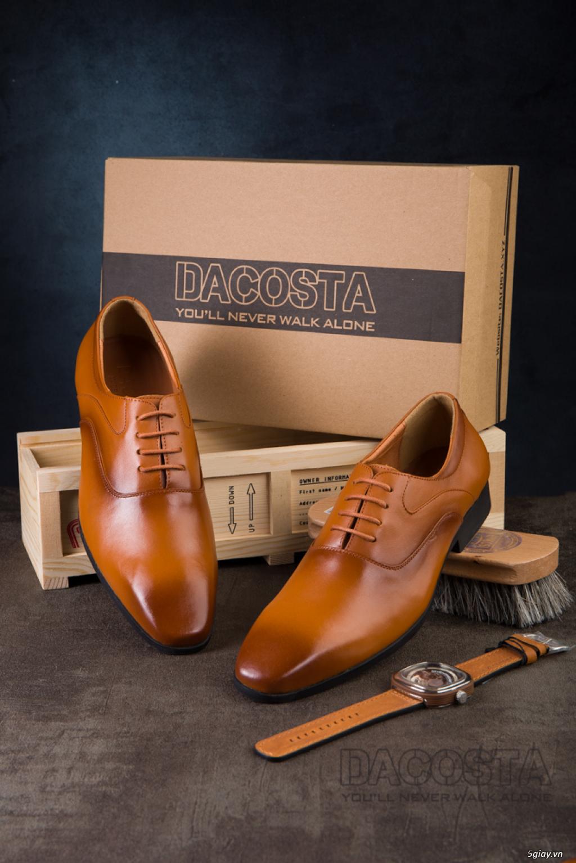 Tiệm Giày Dacosta - Những Mẫu Giày Tây Oxford Hot Nhất 2019 - 48