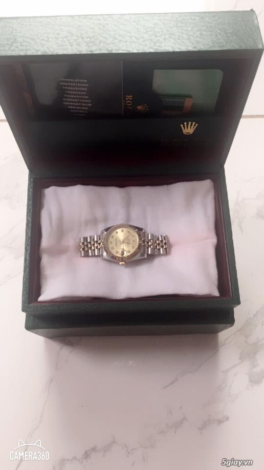 Cần bán đồng hồ rolex nhật bản  - đồng hồ movado chính hãng giá bèo - 8
