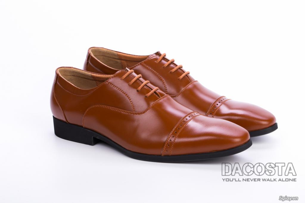 Tiệm Giày Dacosta - Những Mẫu Giày Tây Oxford Hot Nhất 2019 - 35