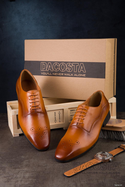 Tiệm Giày Dacosta - Những Mẫu Giày Tây Oxford Hot Nhất 2019 - 42