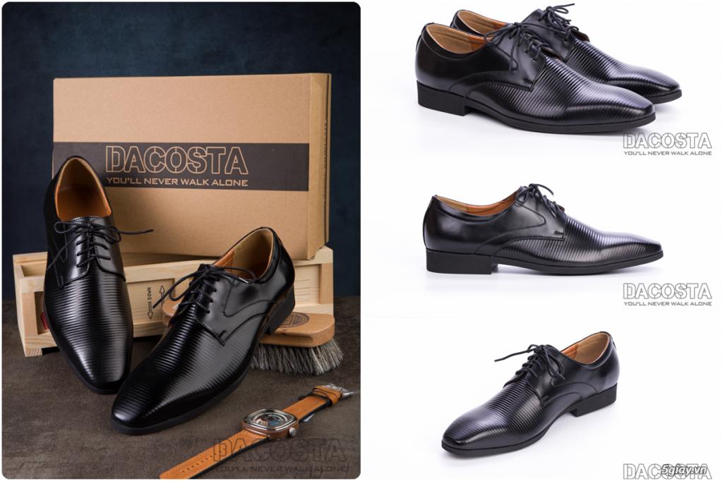 Những Mẫu Giày Tây Nam Kinh Điển 2019 Oxford - Derby - Loafer - Giá Siêu Tốt - [Tiệm Giày Dacosta] - 33