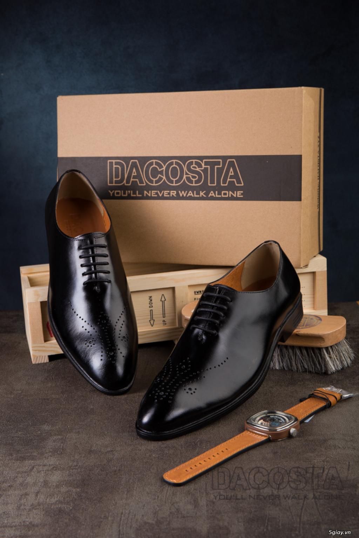 Tiệm Giày Dacosta - Những Mẫu Giày Tây Oxford Hot Nhất 2019 - 10