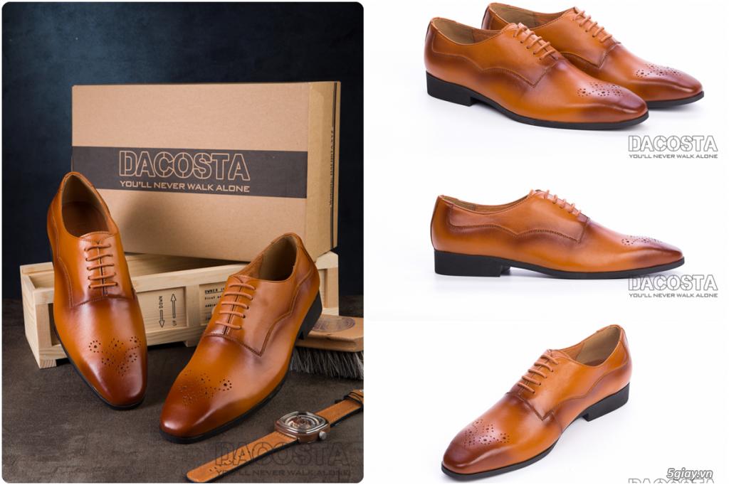 Những Mẫu Giày Tây Nam Kinh Điển 2019 Oxford - Derby - Loafer - Giá Siêu Tốt - [Tiệm Giày Dacosta] - 20