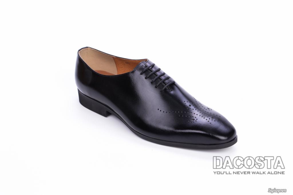 Tiệm Giày Dacosta - Những Mẫu Giày Tây Oxford Hot Nhất 2019 - 3