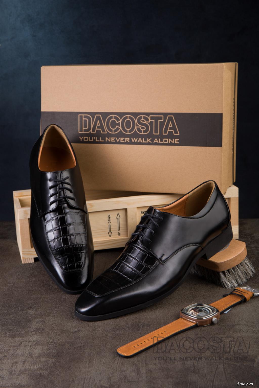 Tiệm Giày Dacosta - Những Mẫu Giày Tây Nam Derby Hot Nhất 2019 - 7