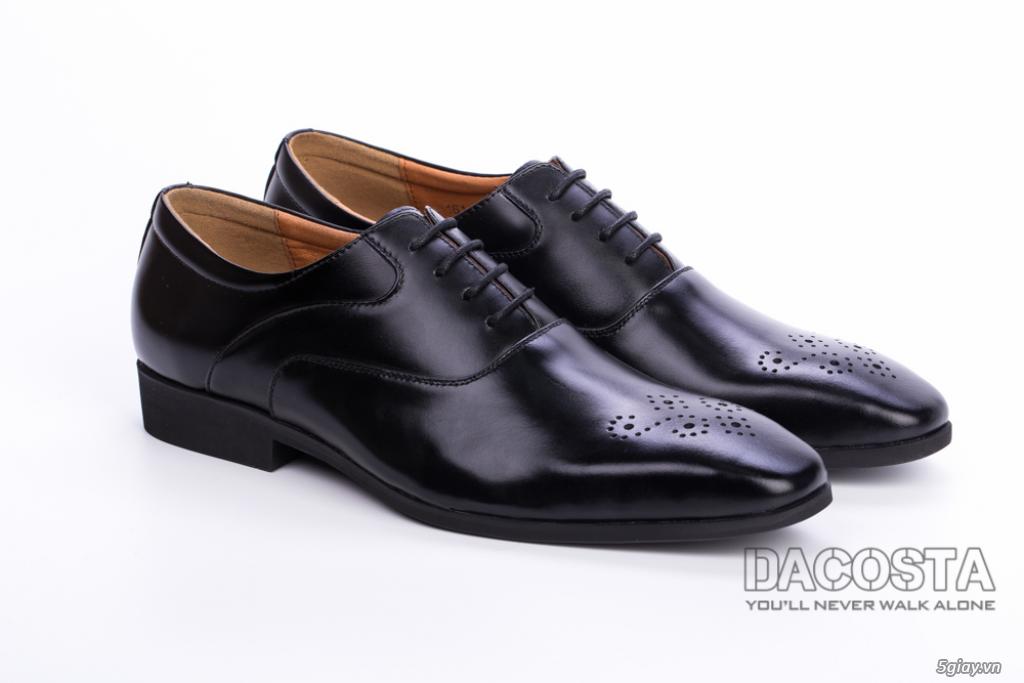 Tiệm Giày Dacosta - Những Mẫu Giày Tây Oxford Hot Nhất 2019 - 43