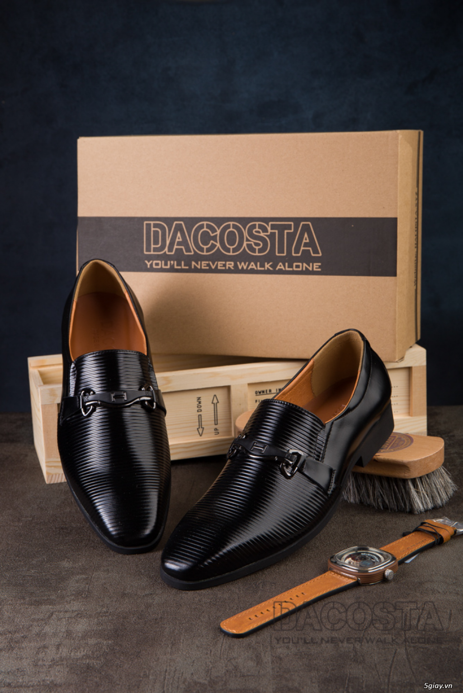 Tiệm Giày Dacosta - Những Mẫu Giày Tây Nam Loafer Hot Nhất 2019 - 7