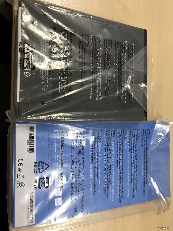 (USA) Kindle Paperwhite 2019 và 2018 nguyên seal nguyên hộp - 4
