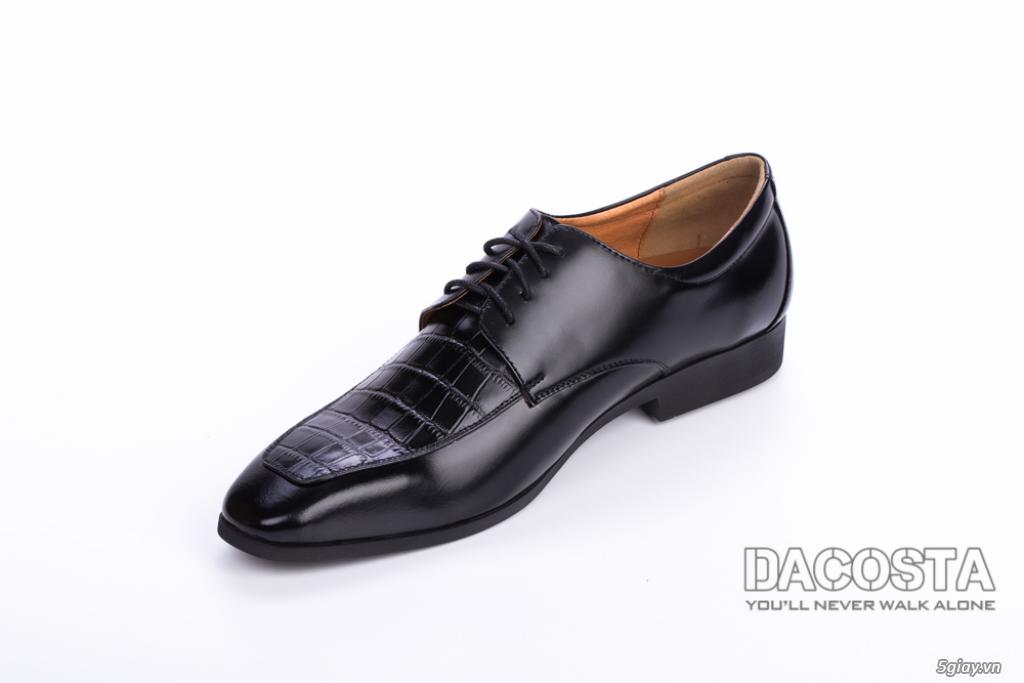 Tiệm Giày Dacosta - Những Mẫu Giày Tây Nam Derby Hot Nhất 2019 - 4
